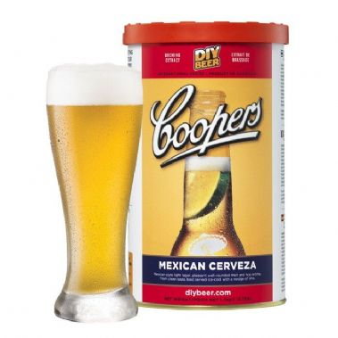 Coopers International Mexican Cerveza 1.7 Kg Beer Kit